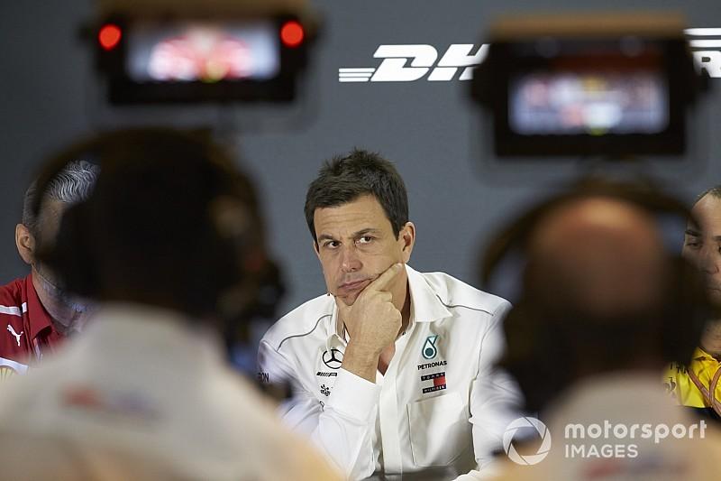 Wolff szerint Vettel és Leclerc lesznek a Mercedes legfőbb riválisai 2019-ben