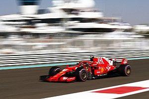 Онлайн. Гран При Абу-Даби: вторая тренировка