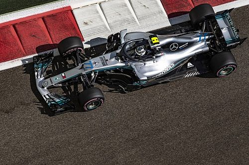 GP Abu Zabi: Bottas przed duetem Red Bulla w drugim treningu