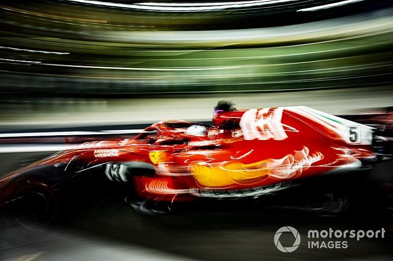 Онлайн. Гран При Абу-Даби: квалификация