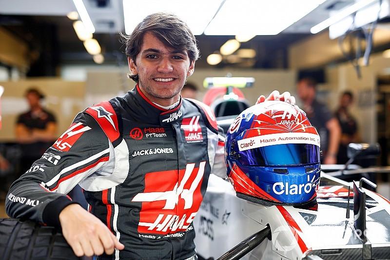 """费蒂帕尔迪:在F1振兴家族之名将是一种""""荣幸"""""""