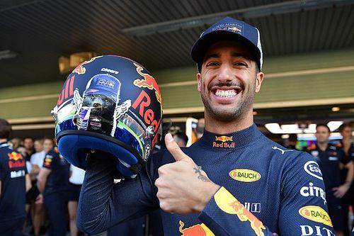 """Ricciardo: """"Il podio è realistico, la vittoria chi lo sa? Ci spero!"""""""