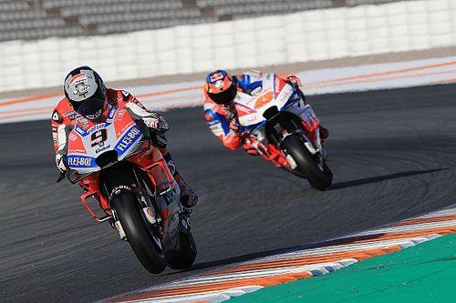 "Ducati names ""three good candidates"" for 2020 MotoGP ride"