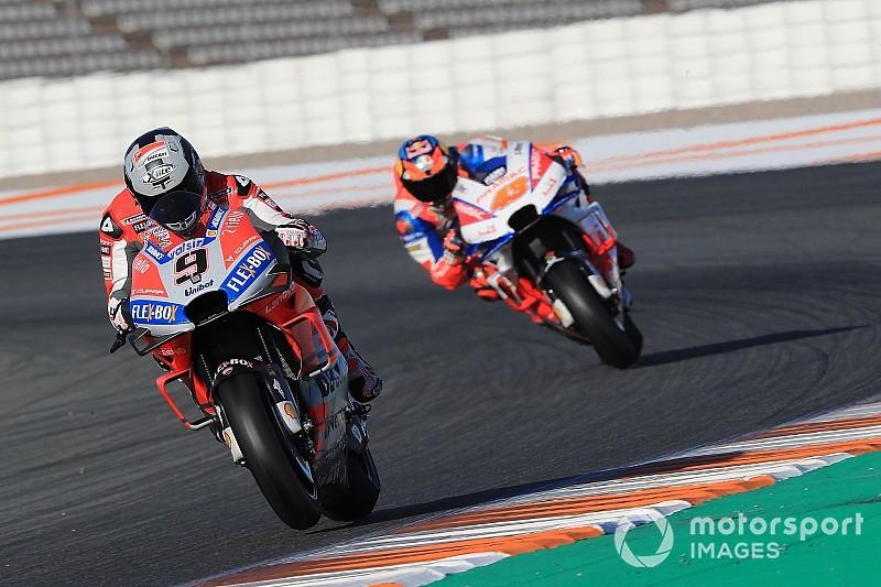 Ducati: Petrucci, Miller e Bagnaia disputarão 2ª moto oficial de 2020