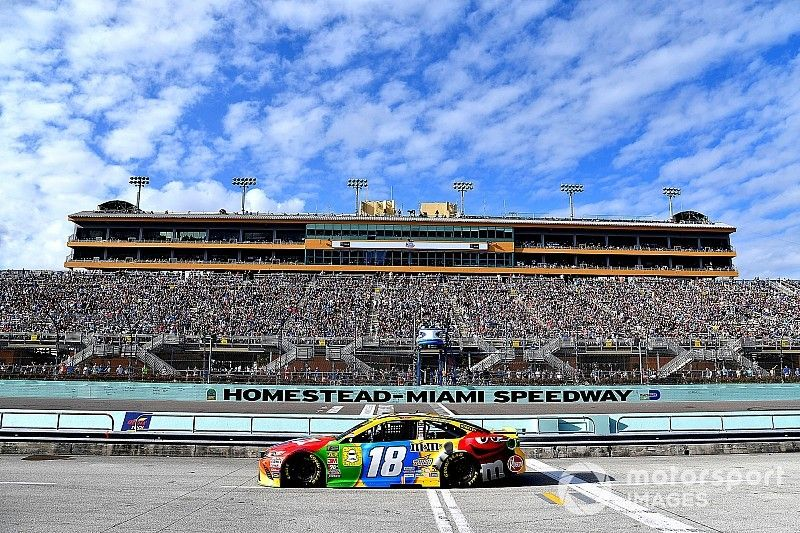 Kyle Busch wants to 'seal the deal' in Homestead this year