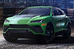 Lamborghini Urus ST-X Concept is a super SUV to rule the track