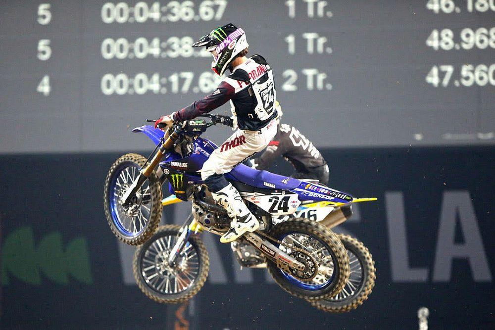 Tak Lagi Gandeng AMA, FIM Akan Buat Kejuaraan Dunia Supercross