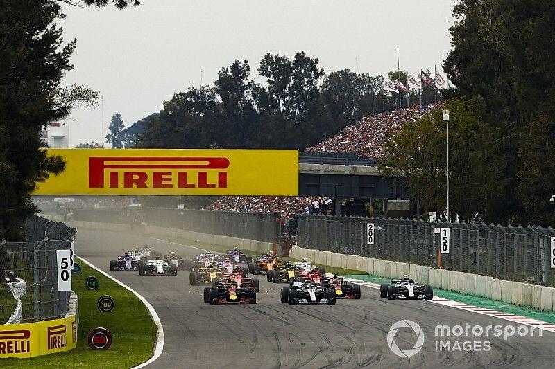 F1 inicia processo de registro de nome para GP das Filipinas