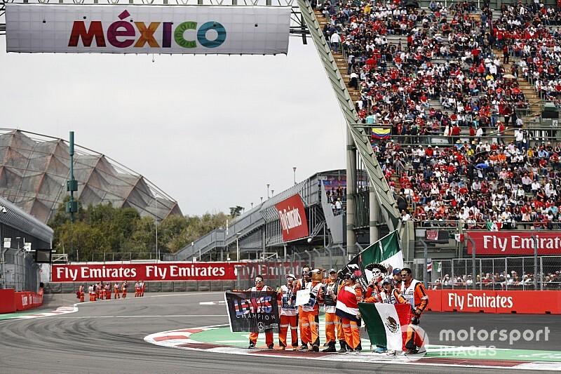 La F1, en la merienda-cena: los horarios del GP de México 2019