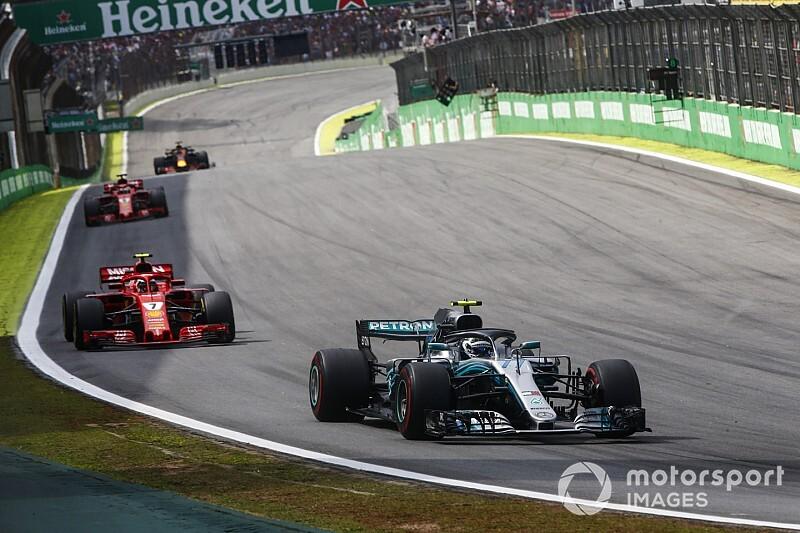Los horarios de la penúltima carrera de la F1 2019 en Brasil