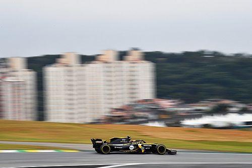 Los problemas de setup de Renault llevaron a Sainz a caer eliminado en Q1