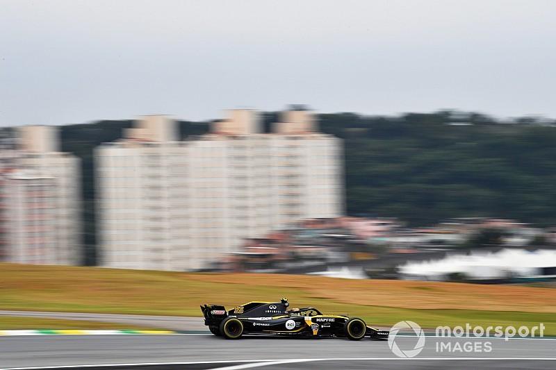 Los problemas de puesta a punto de Renault llevaron a Sainz a caer eliminado en Q1