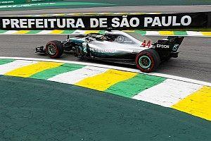 Онлайн. Гран При Бразилии: первая тренировка