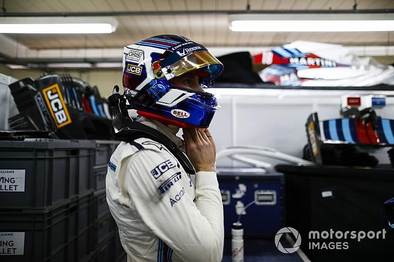 Сироткин протестировал новинки для машины Williams 2019 года