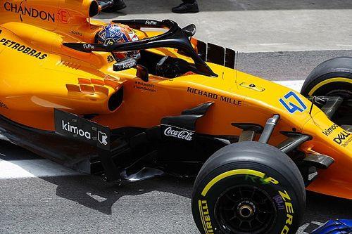 McLaren se une al antiguo patrocinador de BAR Honda