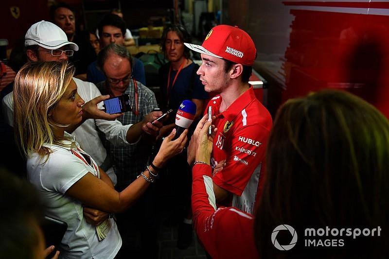 Azonnal megkérdőjelezhetik Leclerc tehetségét, ha nem teljesít a Ferrarinál