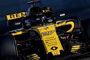 Hulkenberg: Renault tiene que dar un gran paso en 2019