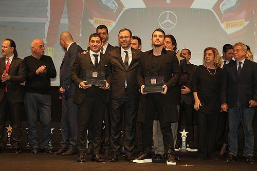 2018 TOSFED Gala Gecesi'nde otomobil sporlarının en iyileri ödüllerini aldı