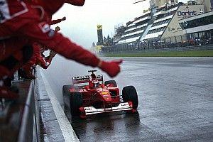 Fotogallery: tutte le 91 vittorie ottenute da Michael Schumacher in F1