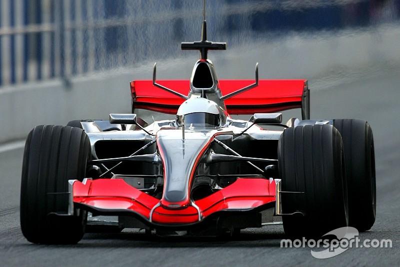 C'était un 15 décembre: les premiers essais d'Alonso avec McLaren