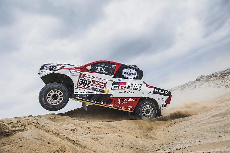 "Dakar hoping to avoid roadbook ""lottery"" in 2020"