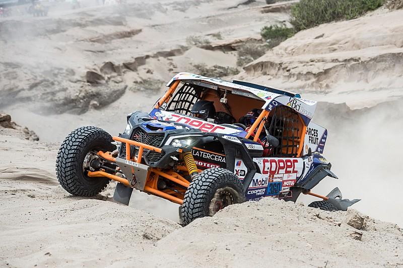 Dakar 2020 - UTV w natarciu