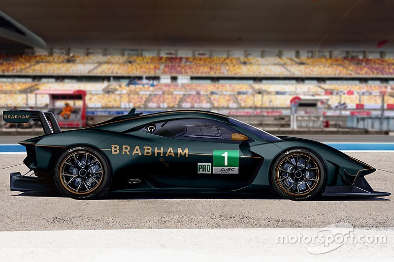 Brabham annonce un engagement au Mans en GTE
