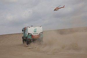 Video: Hoogtepunten van de zesde Dakar-dag met winst voor De Rooy