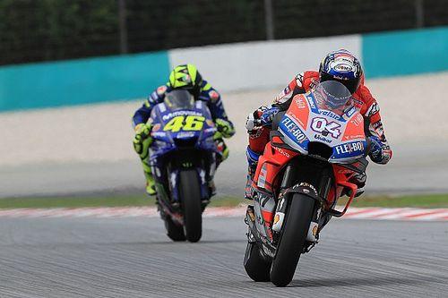 Sepang MotoGP race brought forward due to rain threat