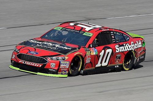 Almirola leads the way in Saturday's first Texas practice