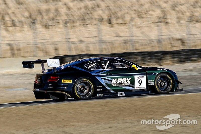 GT World: nuova sfida endurance per K-Pax Racing con due Bentley