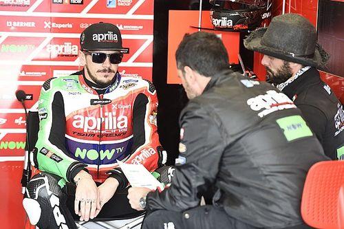 De saída, Redding diz que não sentirá falta de ambiente da MotoGP