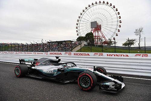 Hamilton vê Ferrari errar e crava 80ª pole da carreira em Suzuka