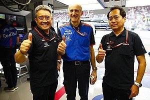 Impresif di Q3, Toro Rosso: Terima kasih Honda