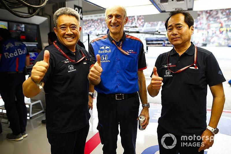 """Tost crede nella Honda: """"Il motore è pronto e la Toro Rosso avrà molte parti Red Bull 2018"""""""