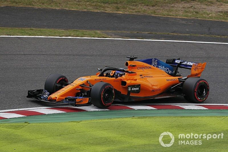 """Alonso did not leave """"1mm"""" anywhere for P18"""