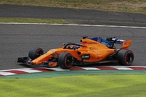 "Alonso did not leave ""1mm"" anywhere for P18"