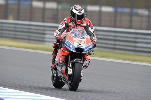 """Lorenzo torna in pista guardando al presente: """"Per ora penso solo alla Ducati"""""""