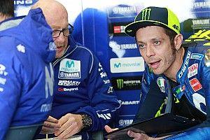 """Rossi: """"Los problemas de la Yamaha siguen allí"""""""