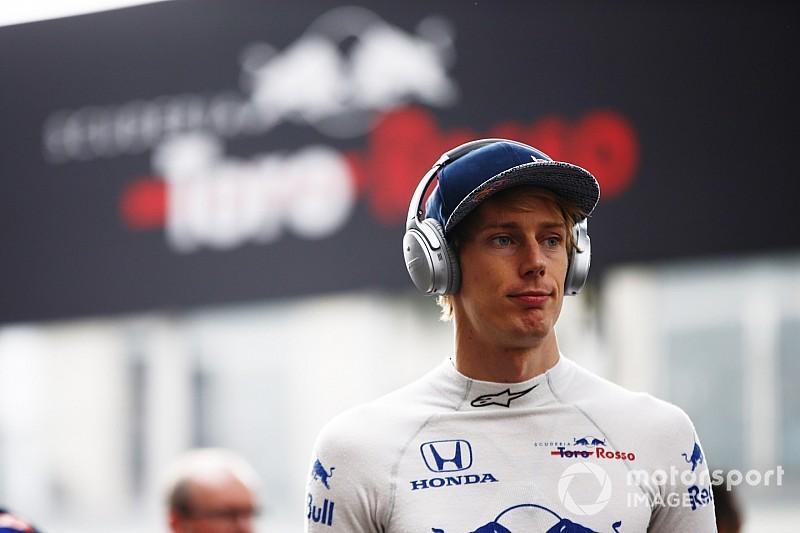 Hartley gaat als simulatorrijder aan het werk bij Ferrari