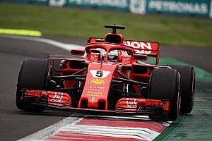 Ferrari nur in Sektor eins schnell: Vettel muss sich mit Rang vier begnügen