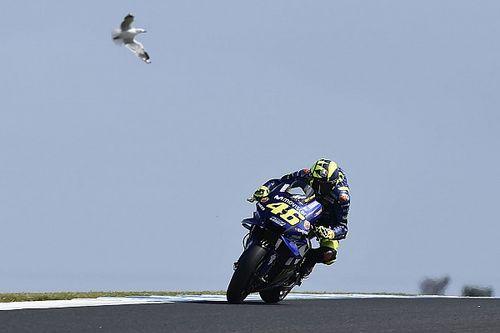 """Rossi: """"El triunfo de Viñales es positivo pero no cambia mucho las cosas"""""""