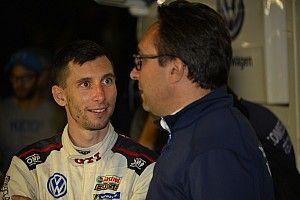 Camilli testował C3 WRC