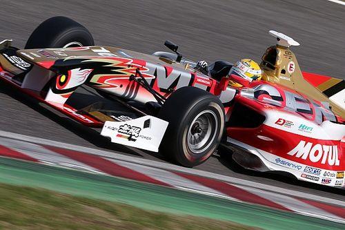 Yamamoto sacré en Super Formula... pour moins d'une seconde!