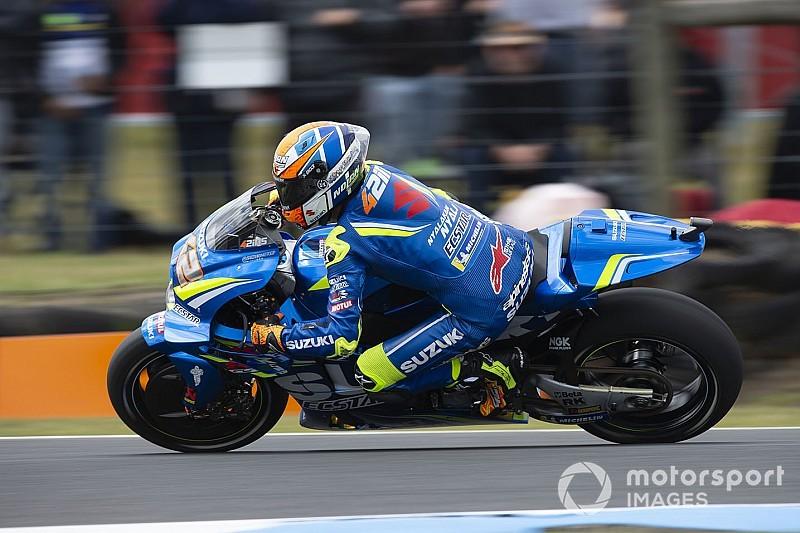 MotoGP, Sepang, Libere 2: Rins porta al top la Suzuki, Lorenzo continua a fare fatica
