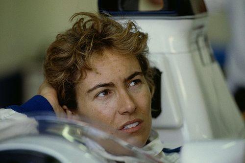 Rétro 1992 - Giovanna Amati, dernière femme en F1