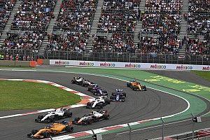 Meksyk zostaje w F1 do 2022 roku
