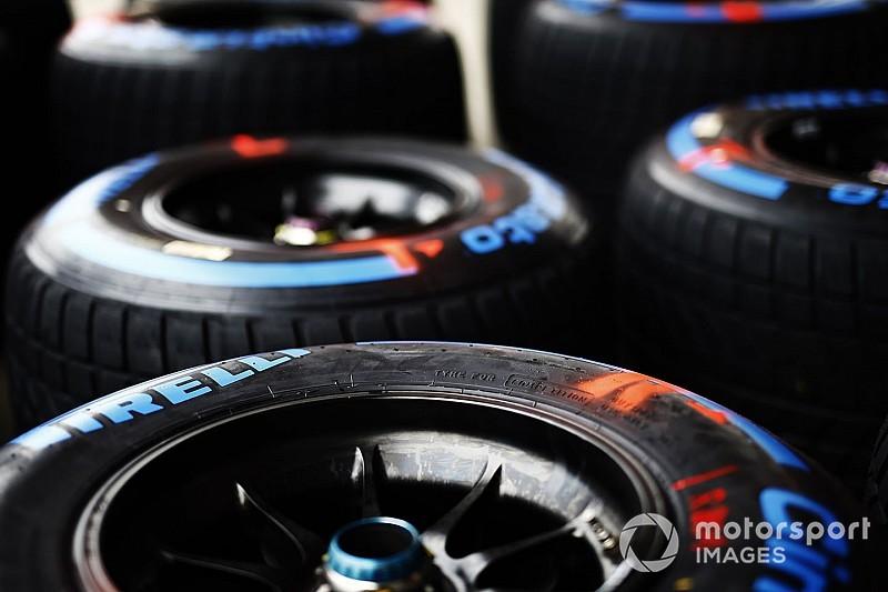 Az FIA döntött: nincs több extra esőgumi az F1 mezőnyének