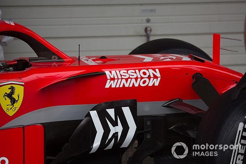La livrée Ferrari sous enquête en Australie