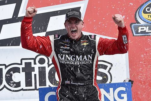 "Timothy Peters: ""The fire still burns deep"" to race in NASCAR Trucks"